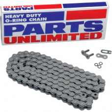 Parts Unlimited Drive Chains (Standard, Heavy Duty, X-Ring, and O Ring)